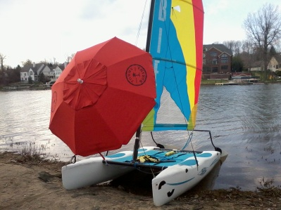 Bill Mullineaux's new Spin-brella