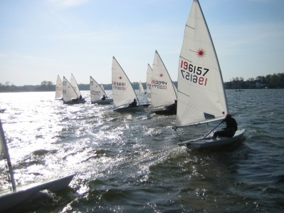 Indy Spring Laser Regatta. April 14 - 15 2012
