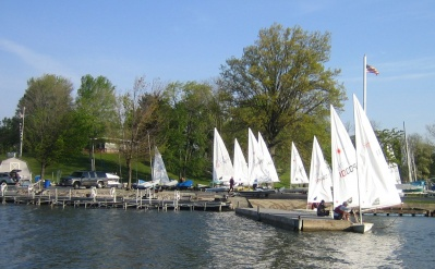 Indy Spring Laser Regatta. April 14-15, 2012